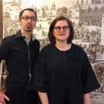 Emmanuel Taïeb et Isabelle Backouche