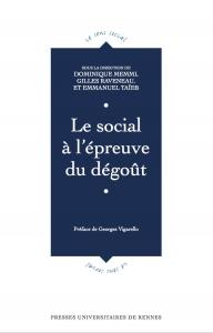 Couverture de l'ouvrage Le social à l'épreuve du dégoût