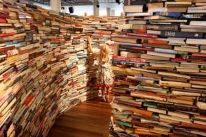 Labyrinthe de livre