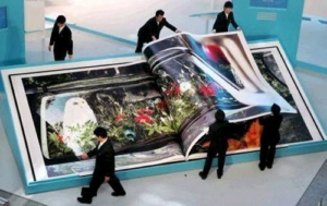 Livre géant Mazda